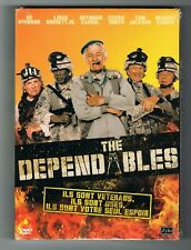 THE DEPENDABLES - SYDNEY J. FURIE - 2013 - DVD NEUF NEW NEU