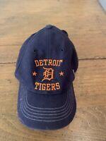 Detroit Tigers Youth 47 Brand Hat Cap Adjustable Strapback