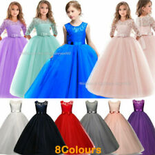 Party/Cocktail Maxi Dresses for Girls