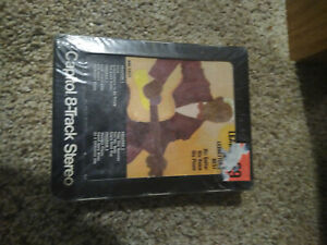 Sealed - New - 8-Track  Capitol Leadbelly - Luddie Hedbetter's Best