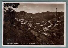 CAVA DEI TIRRENI (Salerno) Villaggi S. Pietro e Annunziata della Serra