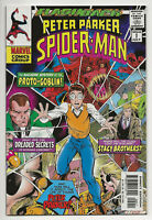 Peter Parker Spider-Man Flashback #1 NM/NM+ (1st Red Goblin Prototype) Marvel