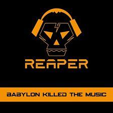 Reaper Babilonia Puss The Music CD 2016