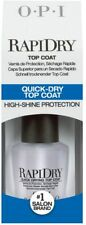 OPI RAPIDDRY - Rapid Dry quick dry top coat high shine protection - 15ml**NEW*