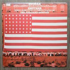 JUILLIARD QUARTET Dvorak - String Quartet No.6 / Smetana - CBS 61615