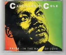 (HQ993) Clivilles & Cole, Pride: In The Name Of Love - 1991 CD