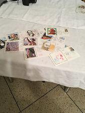timbre ( lot de 10 enveloppe 1er jour)