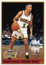 Image Panini Basketball 94-95 Mahmoud ABDUL-RAUF Denver Nuggets NBA