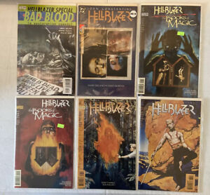 Hellblazer Comic Lot - span 40-190 52 Issues John Constantine