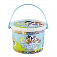 Perler Plastic Bucket O' Fun Fusion Fuse Bead Kit Sea Life - Fused Kit