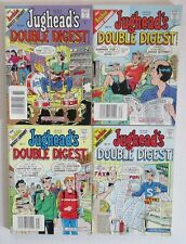 2000/01 JUGHEAD'S Double Digest comics #69 70 71 75 VF+ to VG+ LOT of 4 Archie