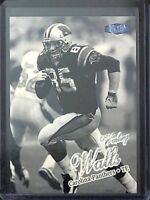 1998 Fleer Ultra Masterpiece #55P Wesley Walls No 1 of 1