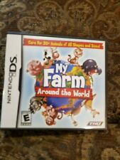 My Farm Around the World (Nintendo DS, 2009) Works Great Guaranteed