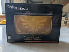 "Nintendo New 3DS XL Legend of Zelda ""Hyrule Edition"" New in Box"