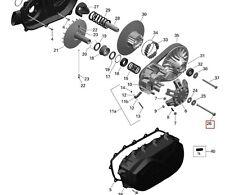 Can Am CVT Schraube M12x135 für Zahnriemenwechsel ATV Outlander Renegade Riemen