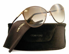 New Tom Ford Sunglasses Women TF 320 Brown 28F Penelope 59mm
