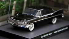 JAMES BOND CAR COLLECTION -FROM RUSSIA WITH LOVE - PLYMOUTH SAVOY TAXI - No 123