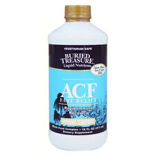 Buried Treasure ACF Fast Relief Immune Support High Potency - 16 oz