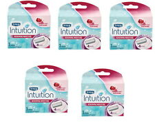 Schick Intuition renewing Moisture Razor Refill Cartridges -15 ea
