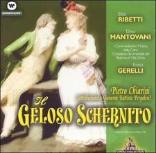 PIETRO CHIARINI: IL GELOSO SCHERNITO NEW CD