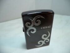ZIPPO LIGHTER JAPAN TRIBAL 6 ANNO 2009 VERY RARE NEW