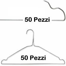 Grucce Metallo Camicie Pantaloni 50 pz speciale lavanderie stirerie tintorie