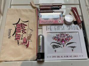 Huge Makeup Bundle Revolution / Gypsy Shrine / Dior & More