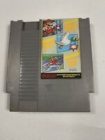 Mario Bros / Duck Hunt / Track Meet (Nintendo System NES) Cleaned Tested Works