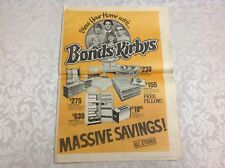 Bless You're Home With Bonds And Kirbys Vintage Catalogue