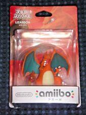 Nintendo amiibo Pokemon Charizard Lizardon Wii U 3DS Switch Smash Bros JAPAN F/S
