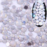 DIY 3g Mixed 3D Nail Art Rhinestones Glitters Acrylic Tips Manicure Decoration