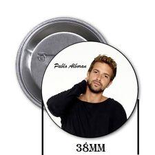 Pablo Alboran - Chapa, pin, badge, button, D