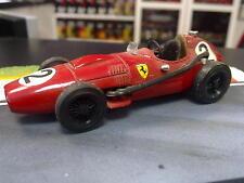 Brumm Ferrari D246 1958 1:43 #2 Mike Hawthorn 2nd GP Great Britain