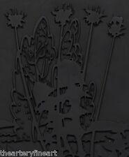 PAUL MORRISON 'Eclipse' SIGNED Limited Edition 3-D Rubber Print/Multiple 13x10x1