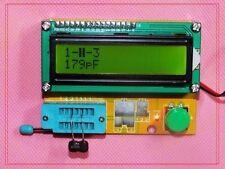 Multifunction transistor tester, ESR+ SCR + diode + transistor + mos tube