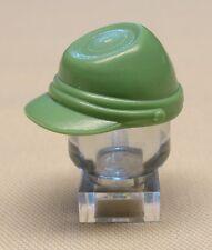 x1 NEW Lego Minifig Headgear Hat Cavalry Cap (Kepi) Sand Green For Army Guys
