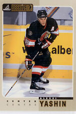 Alexei Yashin 1998-99 Pinnacle Beehive  NHL Jumbo Card # 21