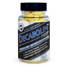 Hi-Tech Pharmaceuticals DECABOLIN Anabolic Muscle Builder, 60 Tablets