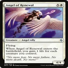 MTG BFZ Battle For Zendikar VO 4 X Angel of Renewal U