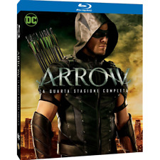 Arrow - Serie Tv - Stagione 4 - Cofanetto Con 4 Blu Ray - Nuovo Sigillato
