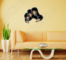 "Panther Grizzly Bear Dog Palm Wall Sticker Room Interior Decor 25""X20"""
