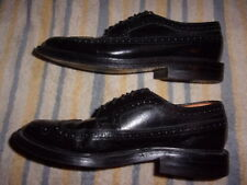 Stuart Mcguire BLACK SHOES MEN'S SIZE 8