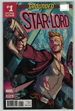 Star-Lord 1 2 3 4 5 6 Grounded Complete mini series lot set Marvel 2017 GotG