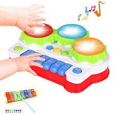 New listing Excoup Baby & Infant Musical Drums Toys Gifts for 12 Year Old Boys Girls