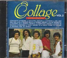 """COLLAGE - RARO CD CDOR FUORI CATALOGO """" RACCOLTA DI SUCCESSI VOL.2 """""""