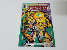 Ultraverse Firearm Comic Book #2 - Cully Hamner Signed