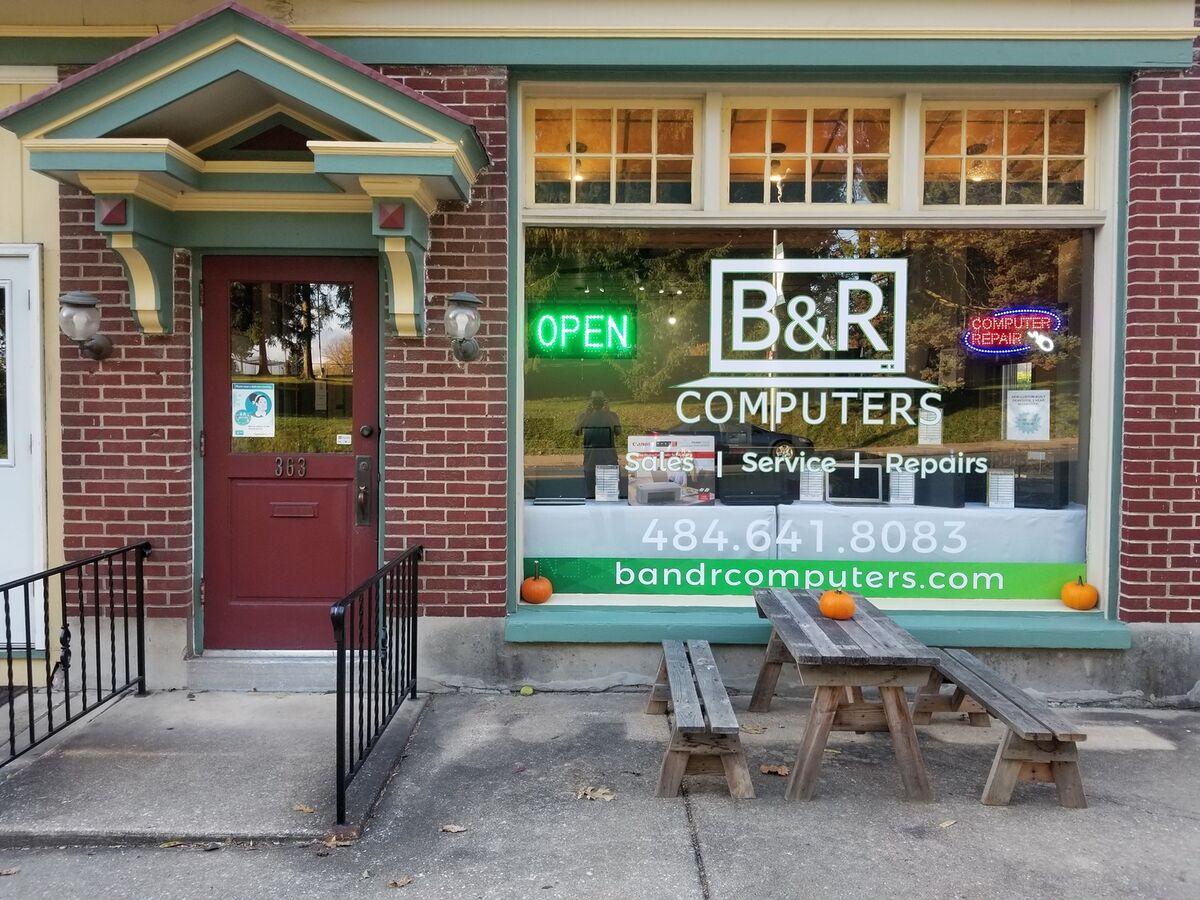 B&R Computers