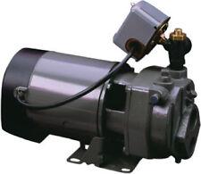 1HP Deep Well Cast Iron Convertible Jet Pump Flint Walling JHU10 includes switch