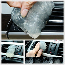 Interior Rim Air Outlet A/C Vent Dashboard Dust Cleaner Glue Cleaning Gum Tool