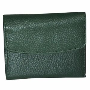 New Buxton Womens Mini Trifold Wallet Card Case